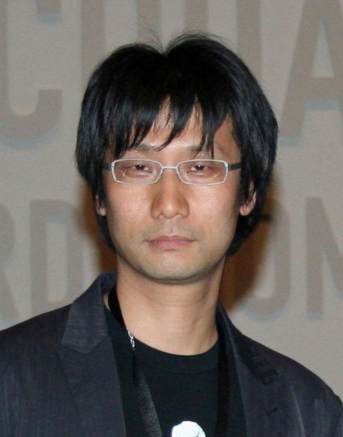 Video Game Designer Hideo Kojima - age: 53