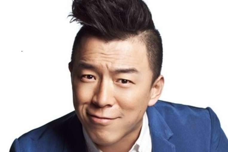 Actor Huang Bo - age: 46