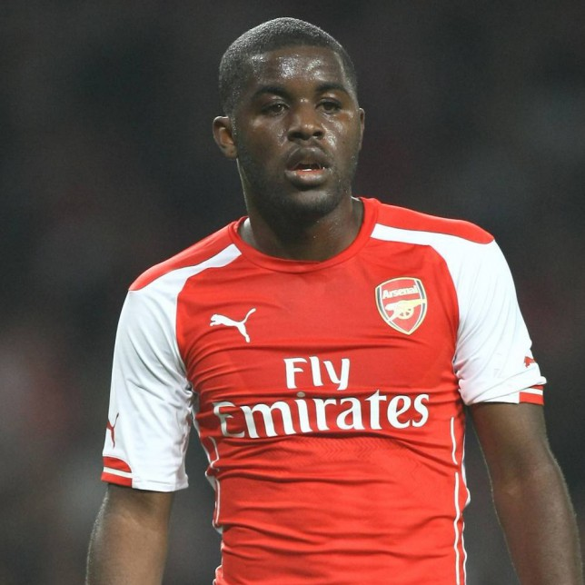Soccer Player Joel Campbell - age: 28