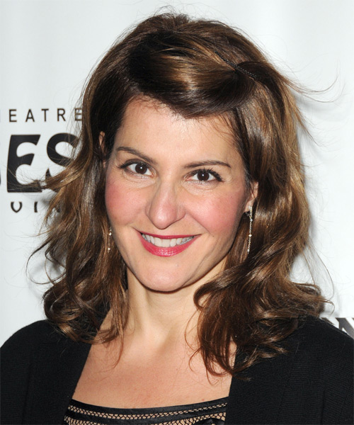 actress, director and producer Nia Vardalos - age: 58