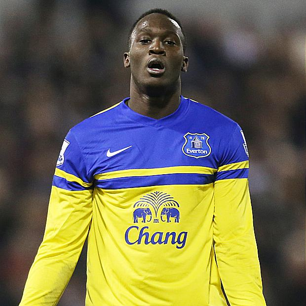 Soccer Player Romelu Lukaku - age: 27