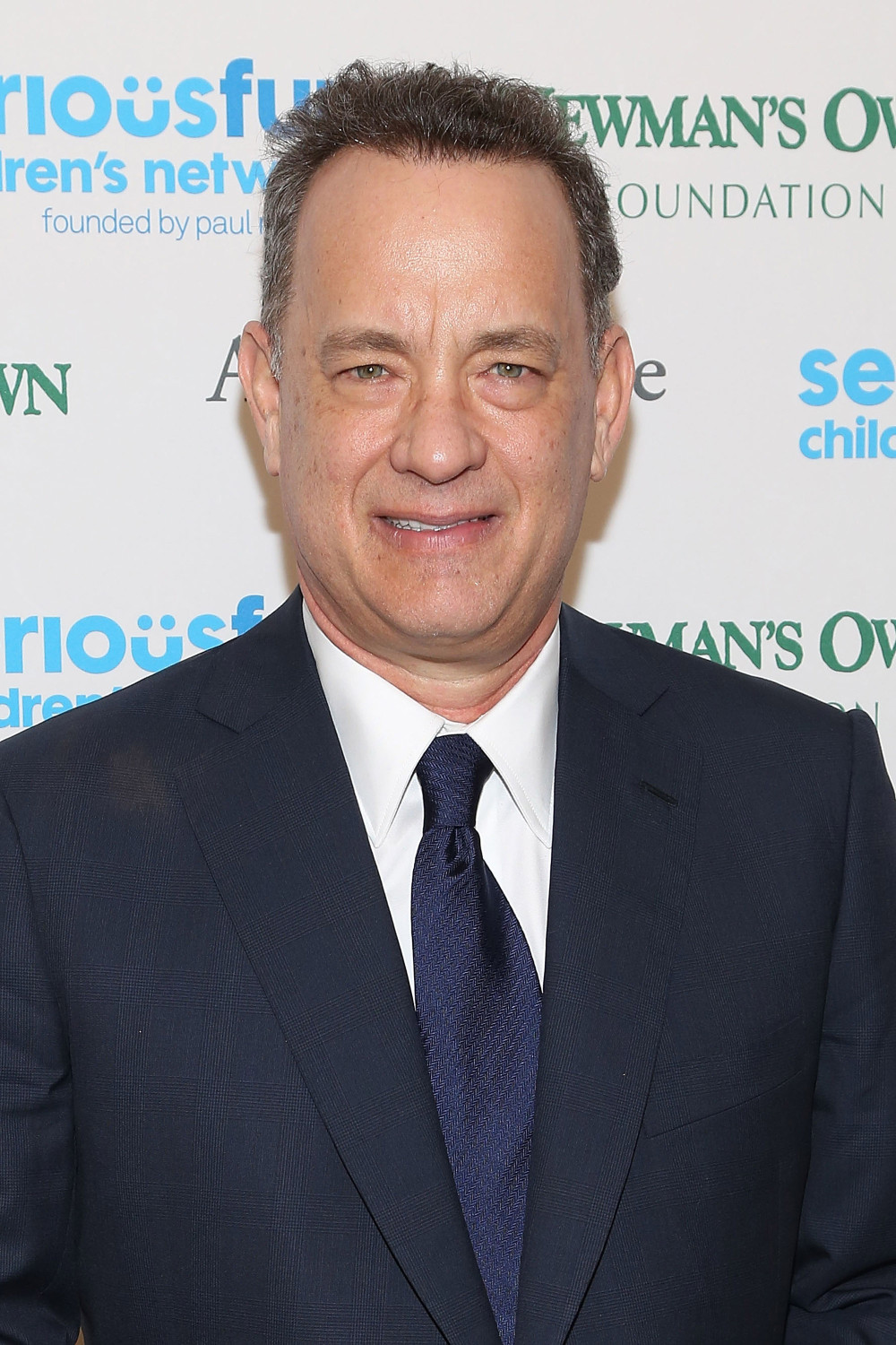 Actor Tom Hanks  - age: 61