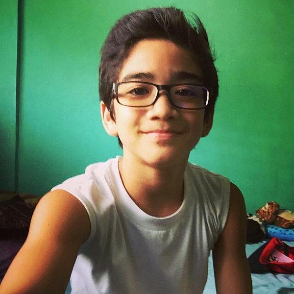 Actor Zaijian Jaranilla - age: 15