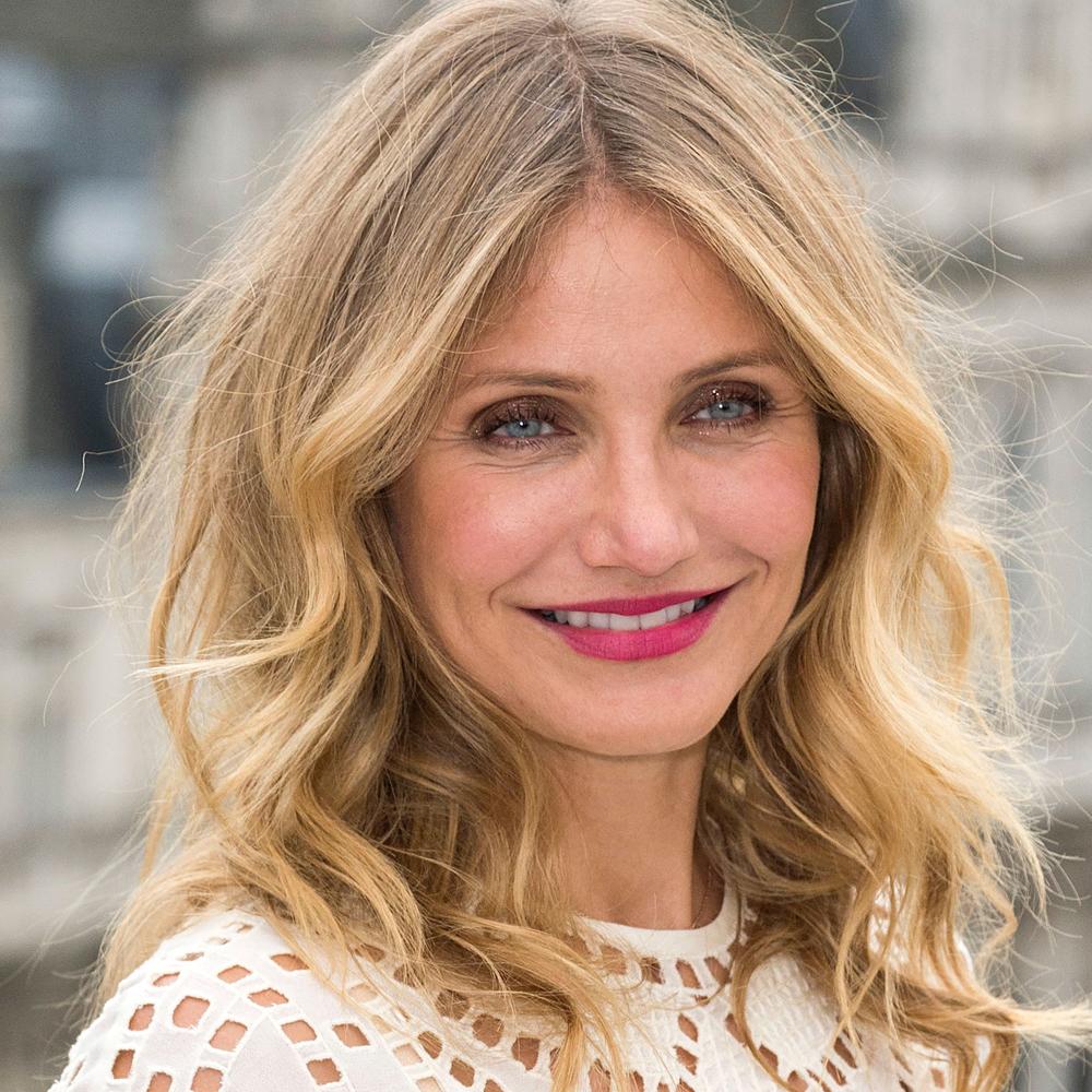 actress Cameron Diaz - age: 48