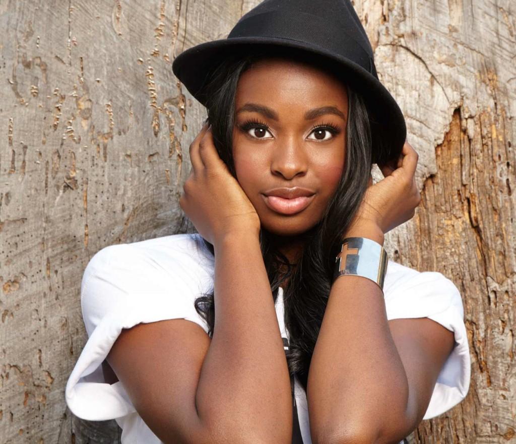 Singer Coco Jones - age: 19