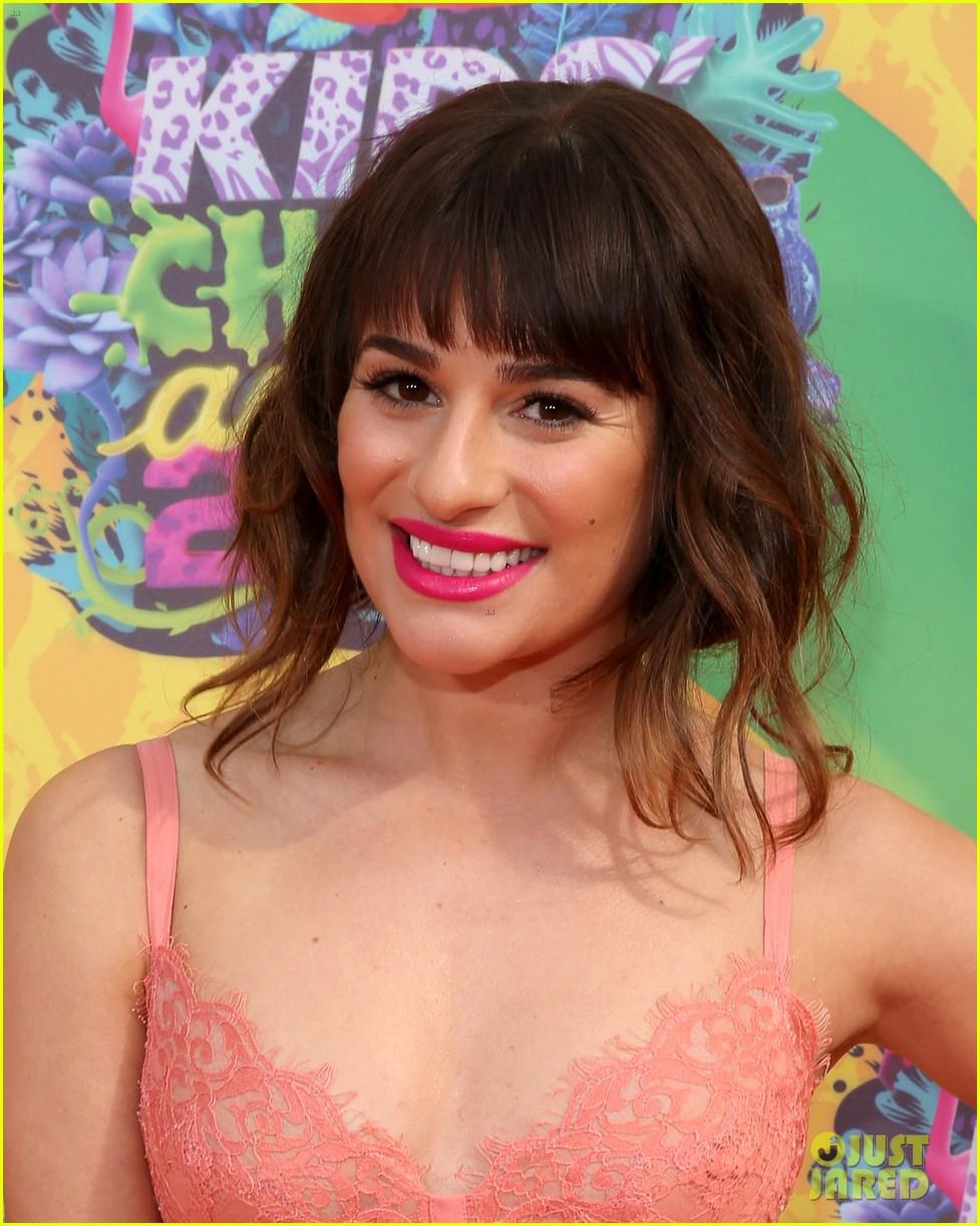 Actress Lea Michele  - age: 34