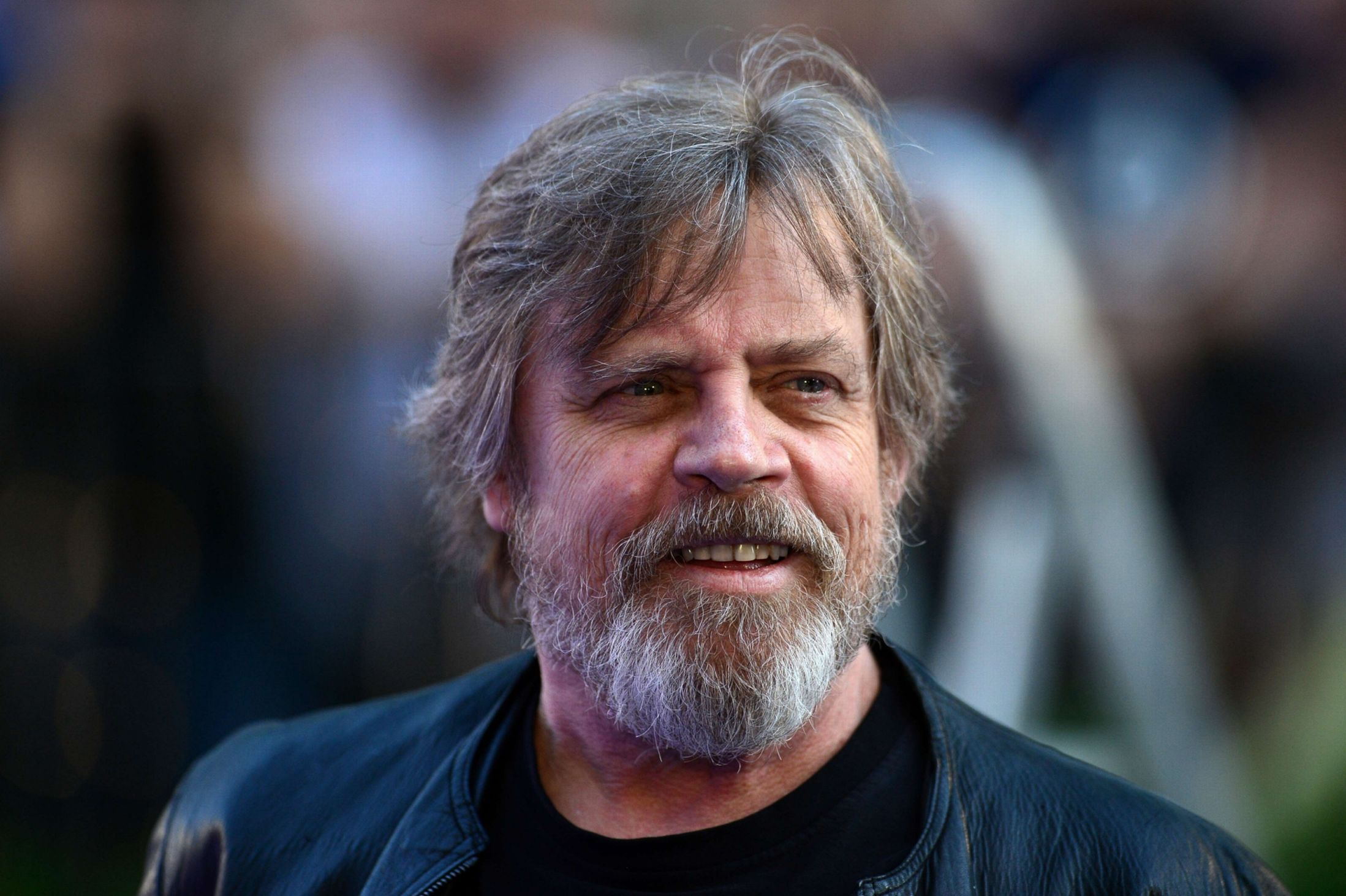 Actor, voice actor, writer, producer, director Mark Hamill - age: 69