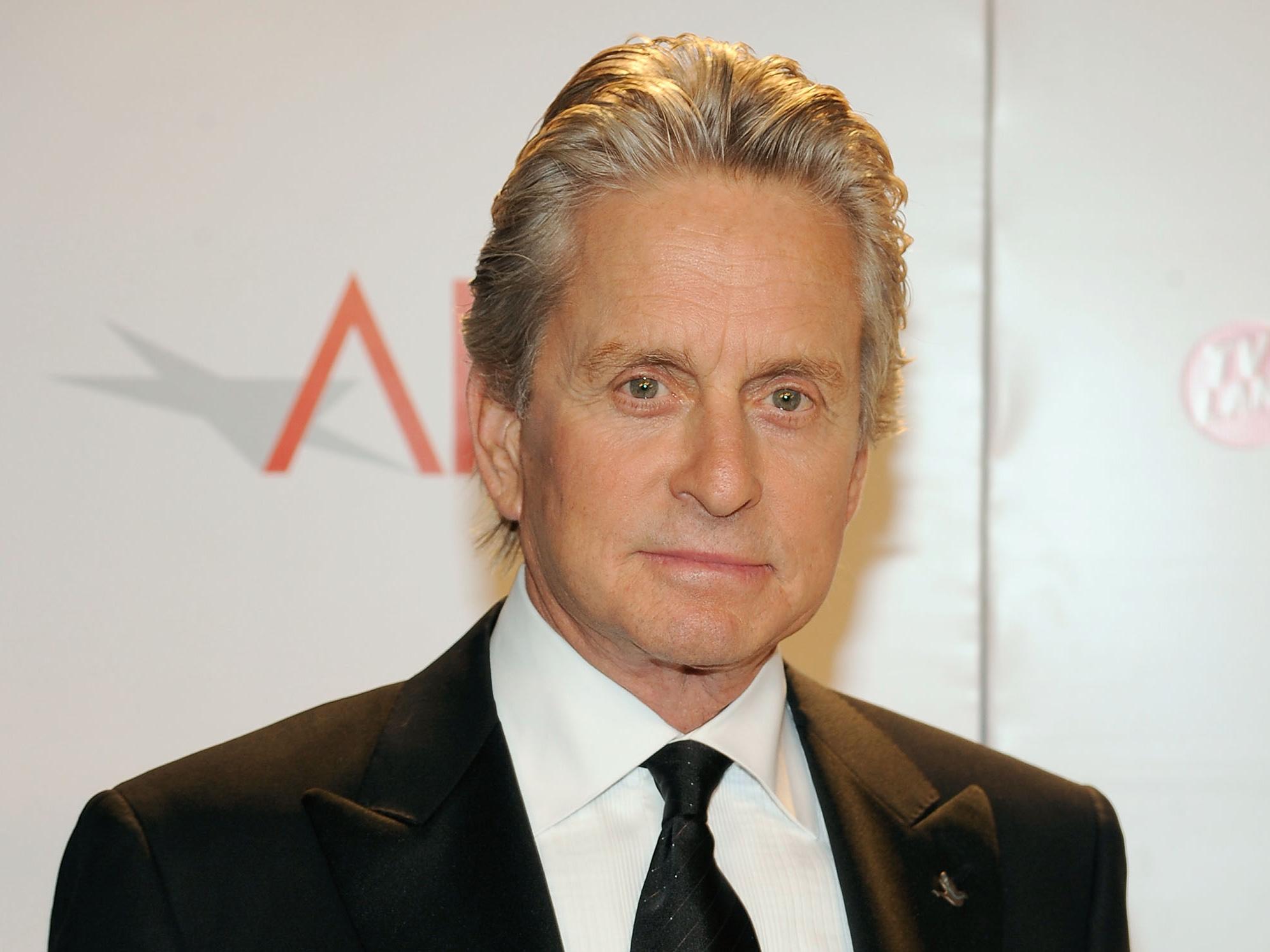 Actor, Producer Michael Douglas - age: 76