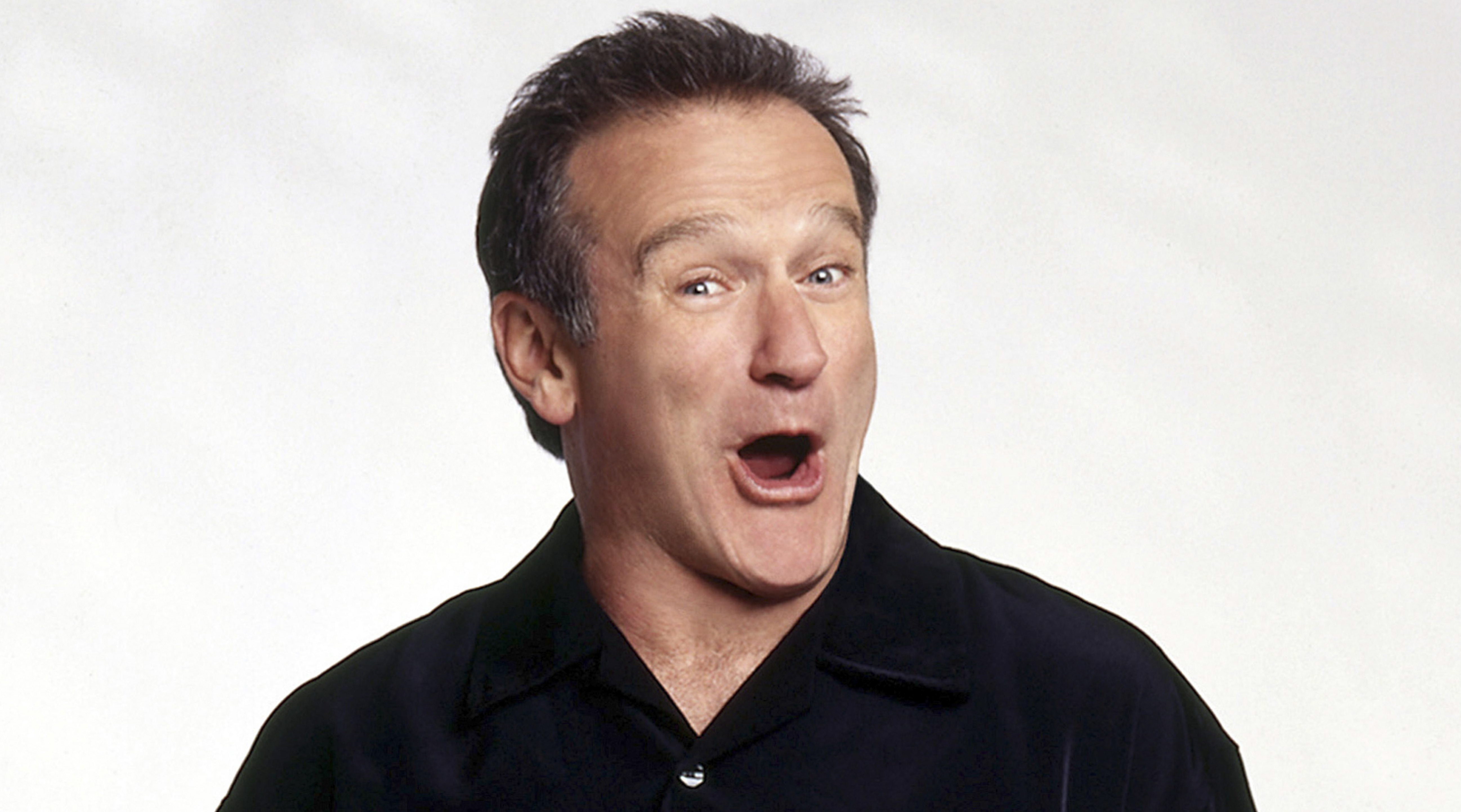 Actor Robin Williams - age: 63