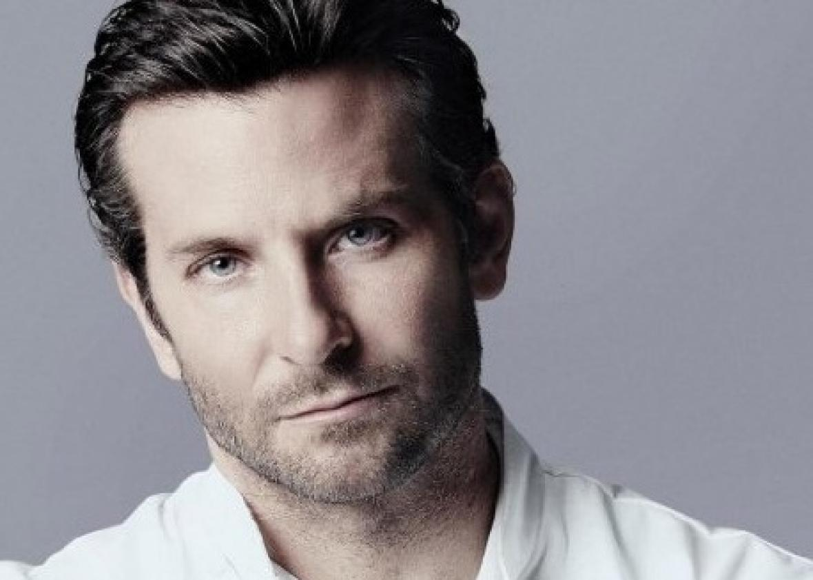 Actor Bradley Cooper - age: 46