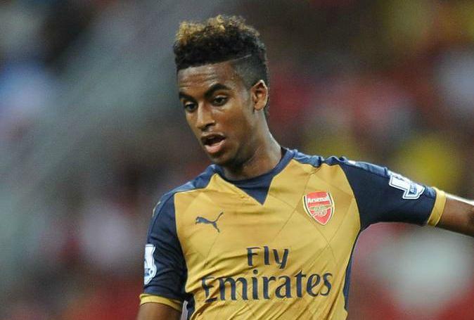 Soccer Player Gedion Zelalem - age: 20