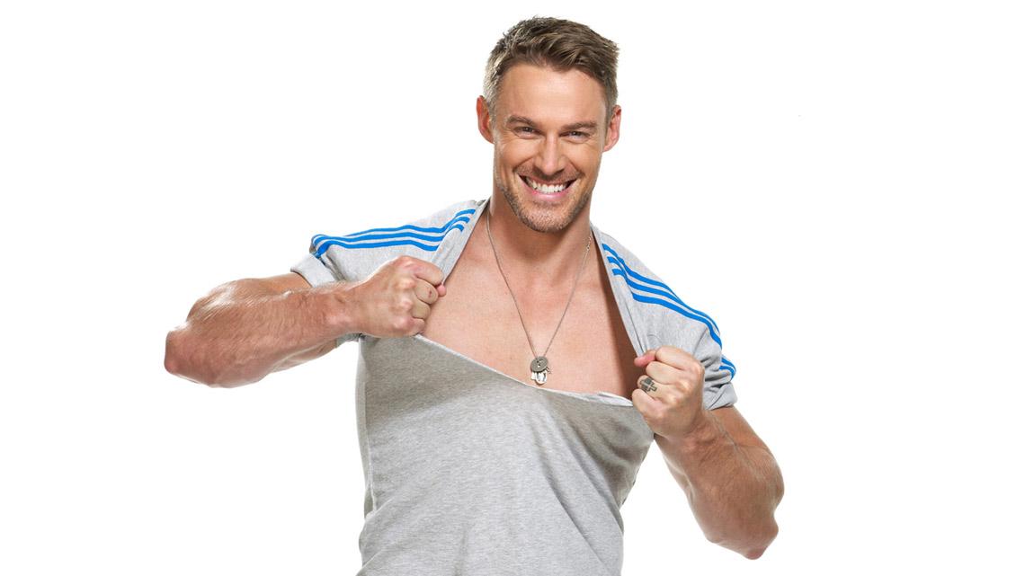 Fitness expert, television host Jessie Pavelka - age: 38