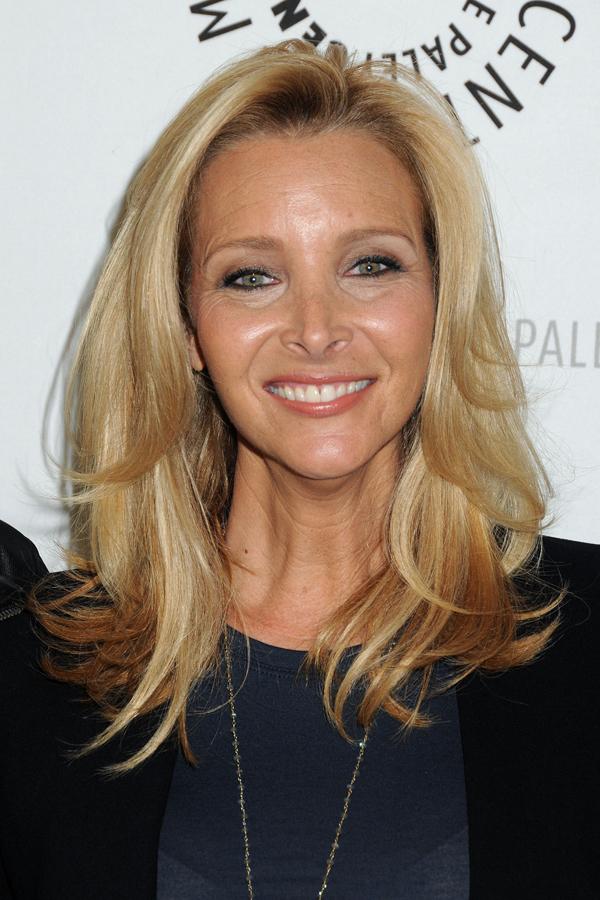 TV Actress Lisa Kudrow - age: 57