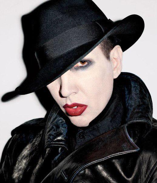 Rock Singer Marilyn Manson - age: 48