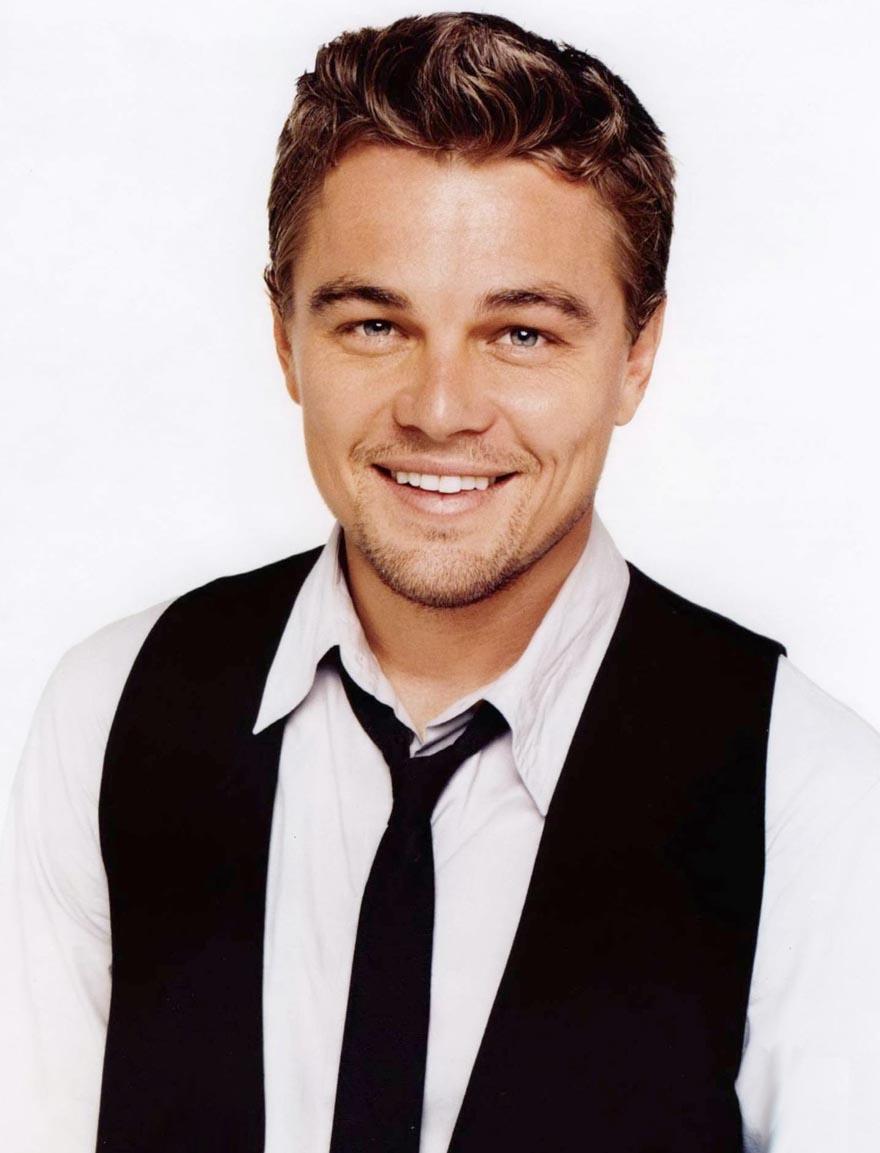 Actor Leonardo DiCaprio - age: 46