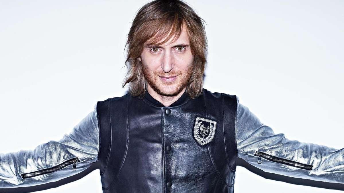 DJ David Guetta - age: 50