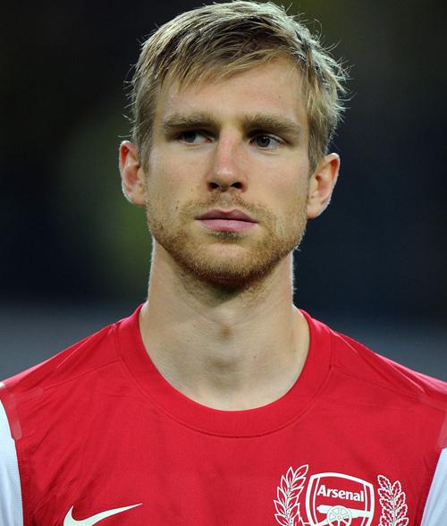 Soccer Player Per Mertesacker - age: 32