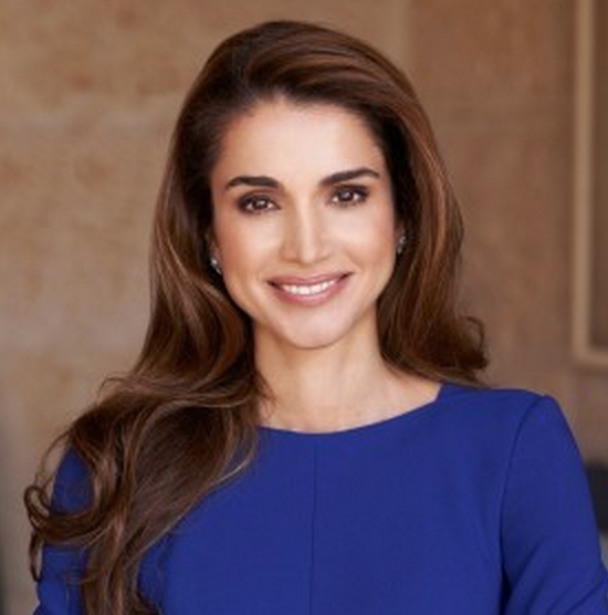 Royalty Queen Rania of Jordan - age: 47