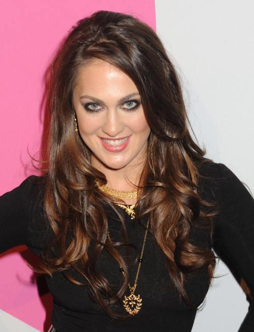Actress Roxy Olin - age: 35