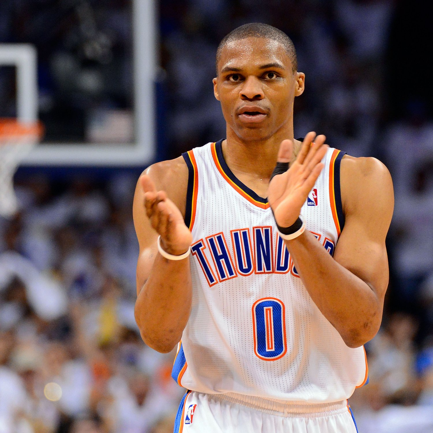 Basketball Player Russell Westbrook - age: 28