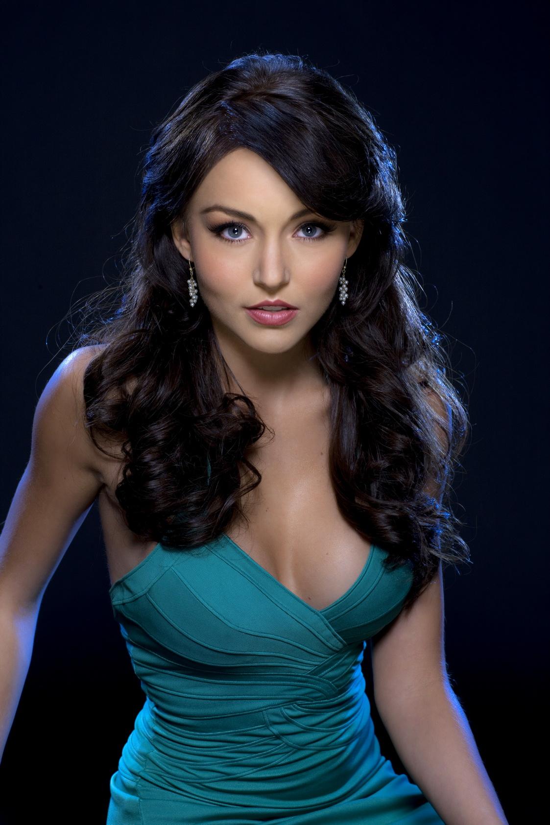 Movie actress Angelique Boyer - age: 29