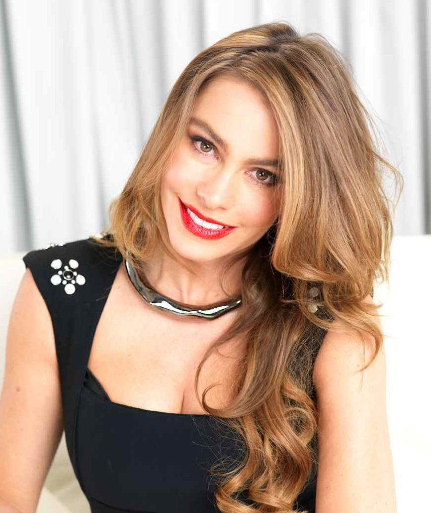 Actress Sofia Vergara - age: 45
