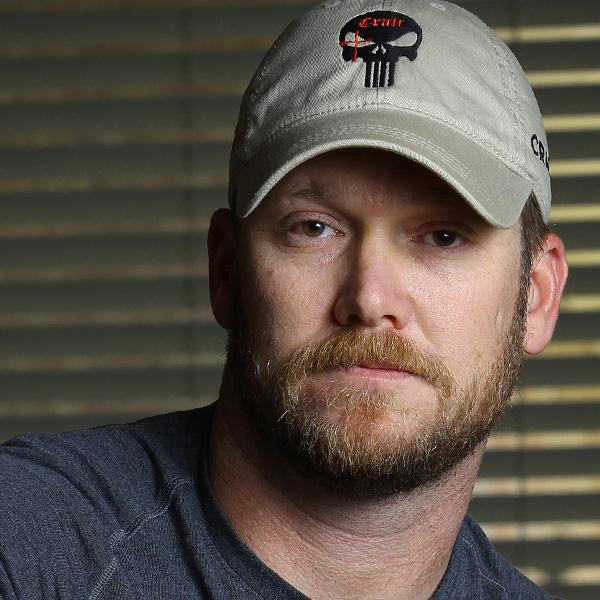 War Hero Chris Kyle - age: 38