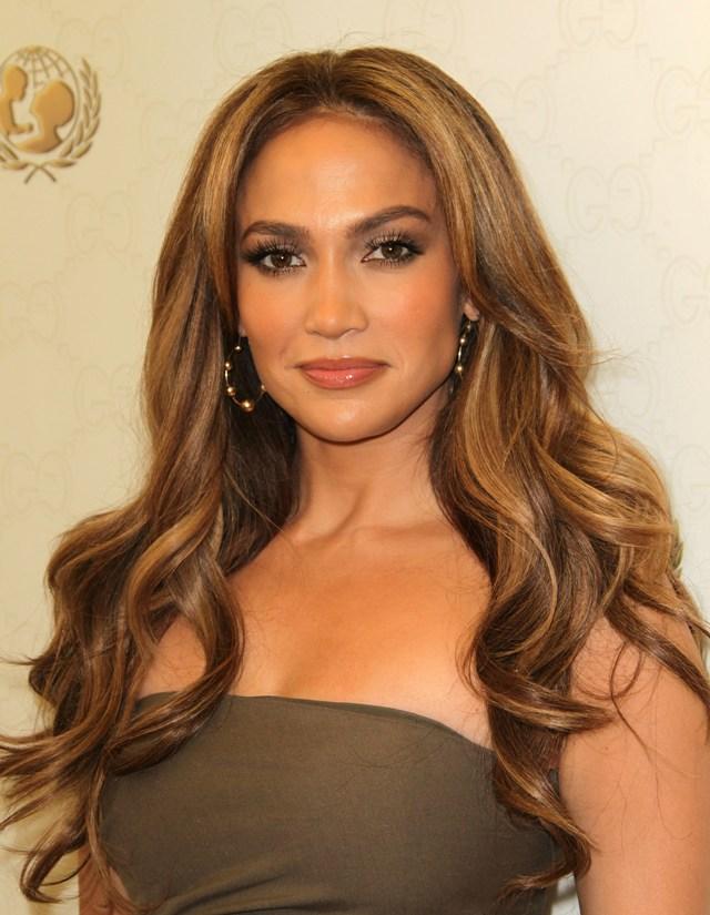 Singer Jennifer Lopez - age: 48