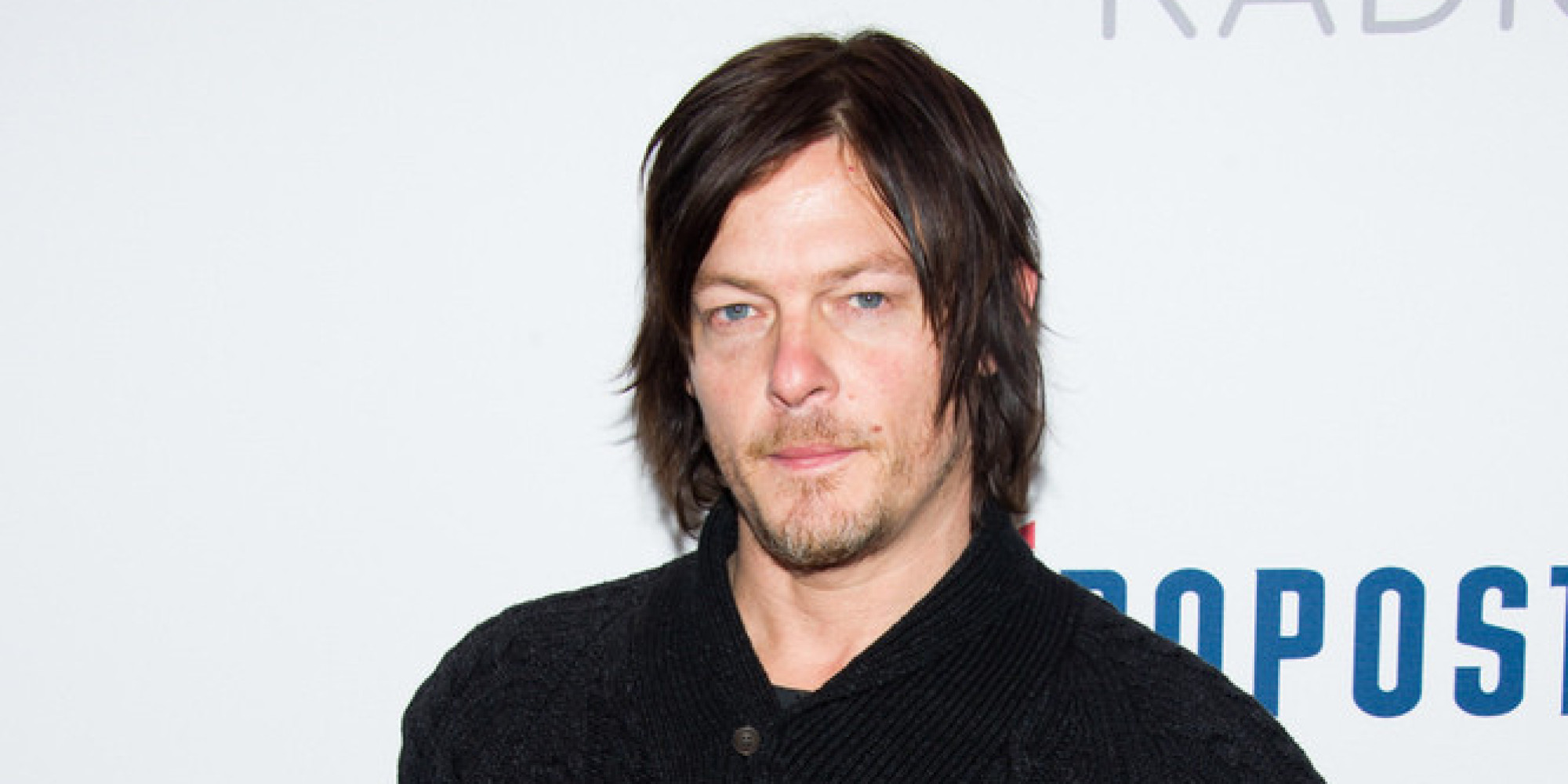 Actor Norman Reedus  - age: 52