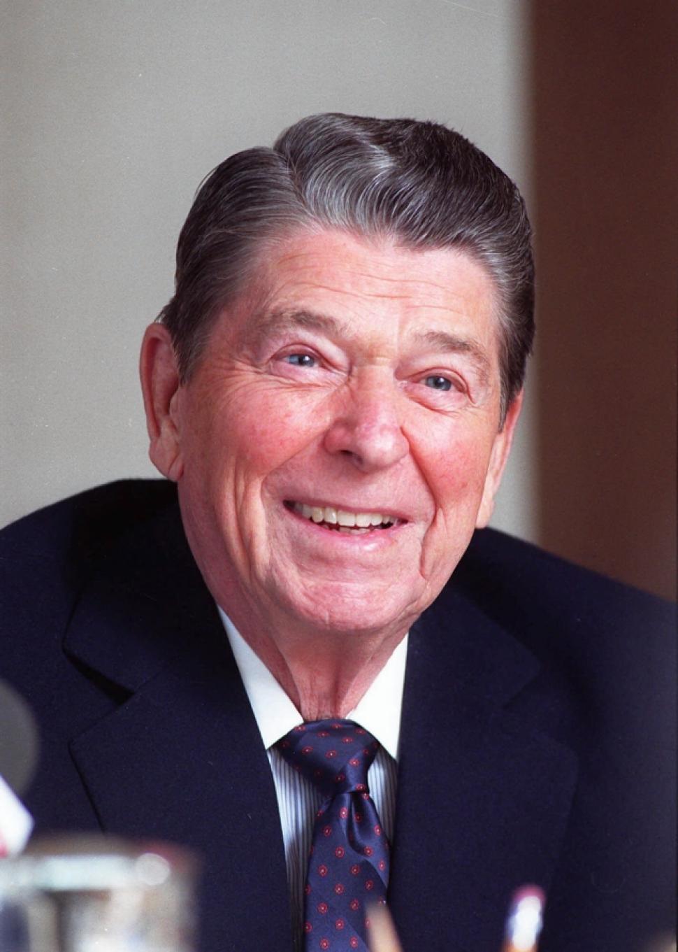 Politician Ronald Reagan - age: 93
