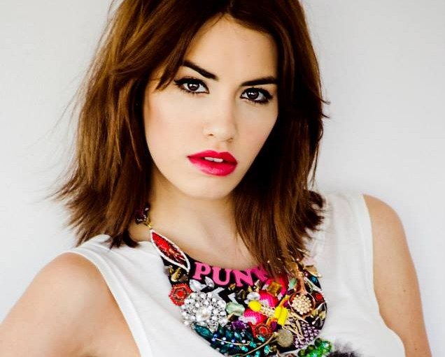 Actress, singer, songwriter, dancer, businesswoman, model of argentina Lali Esposito - age: 25