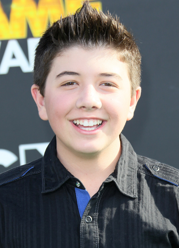 Actor Bradley Steven Perry - age: 18
