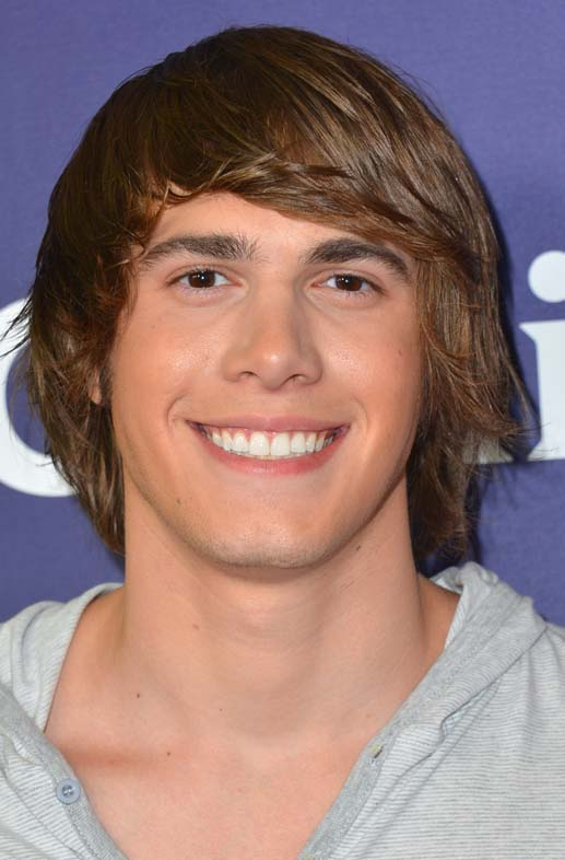 TV Actor Blake Jenner - age: 28