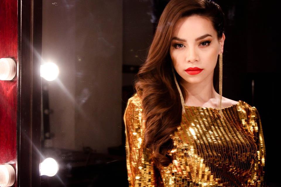 Singer Ho Ngoc Ha - age: 33