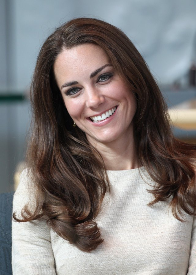 Royalty Kate Middleton - age: 35