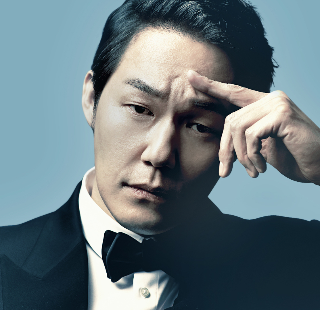 Actor Park Sung-woong - age: 48