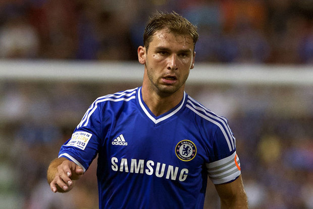 Soccer Player Branislav Ivanovic - age: 36