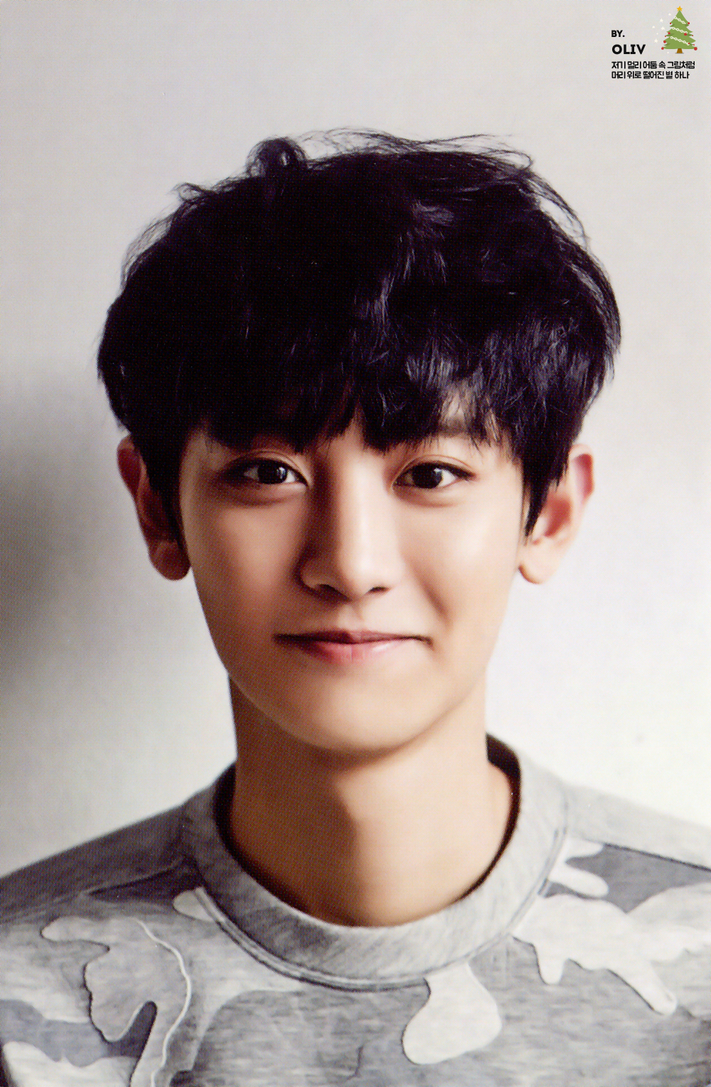 Actor Chanyeol - age: 24