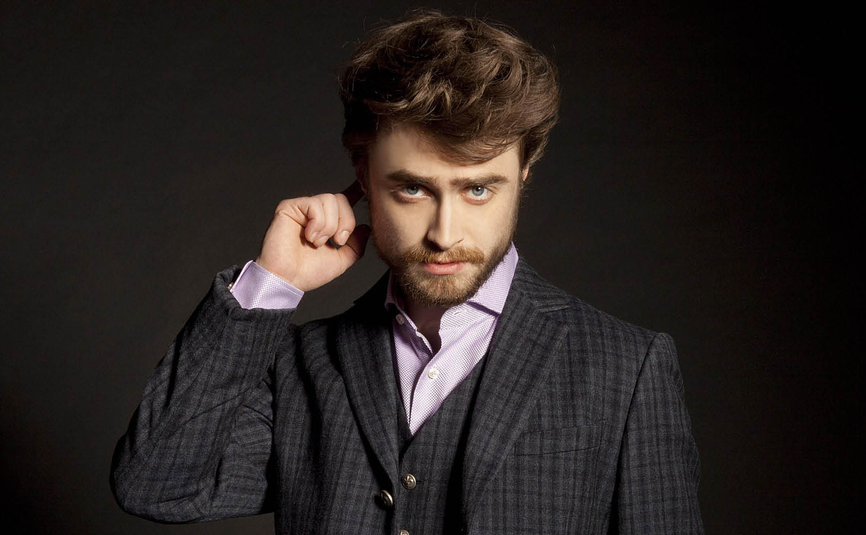 Actor Daniel Radcliffe - age: 31
