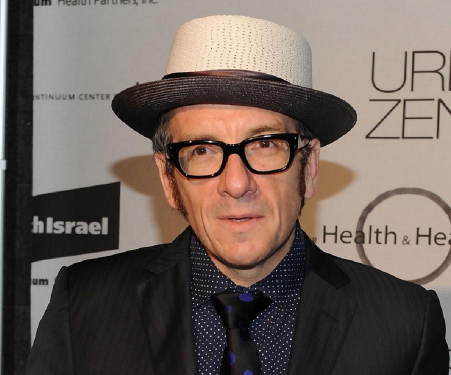 Rock Singer Elvis Costello - age: 62