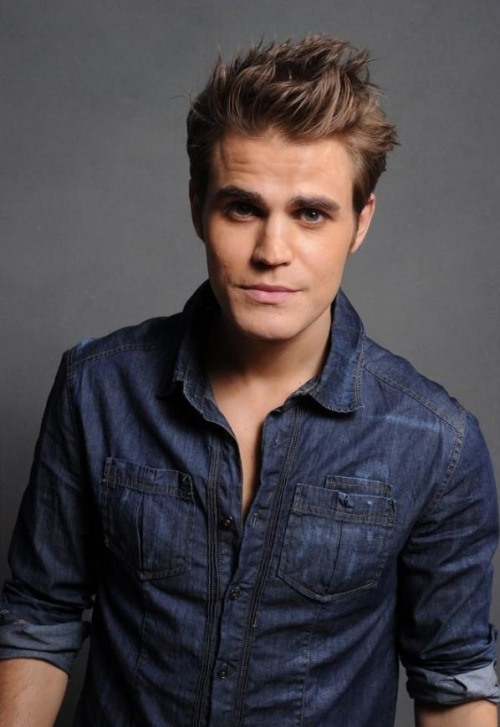 Actor Paul Wesley  - age: 38