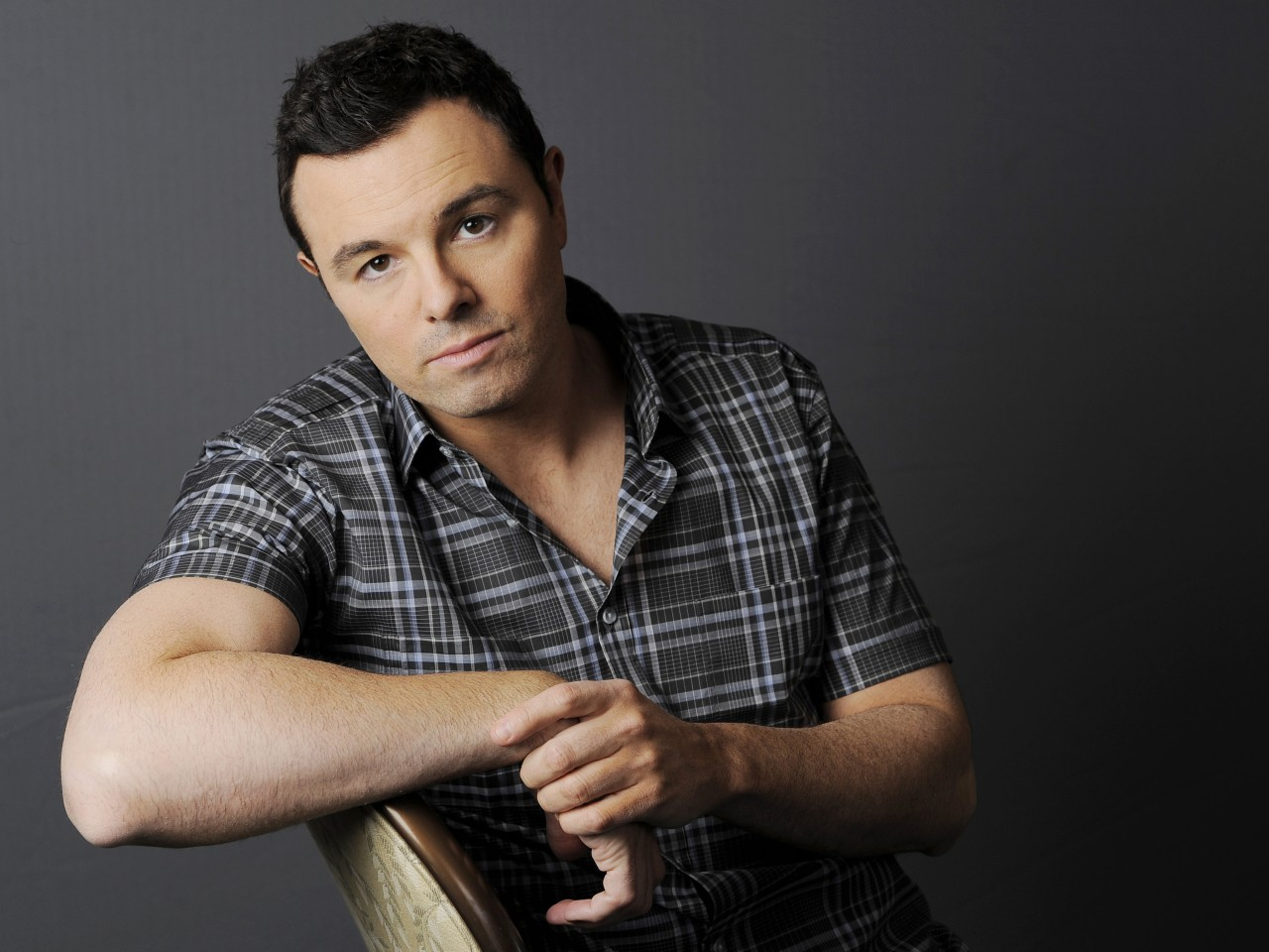 TV Producer Seth Macfarlane - age: 44