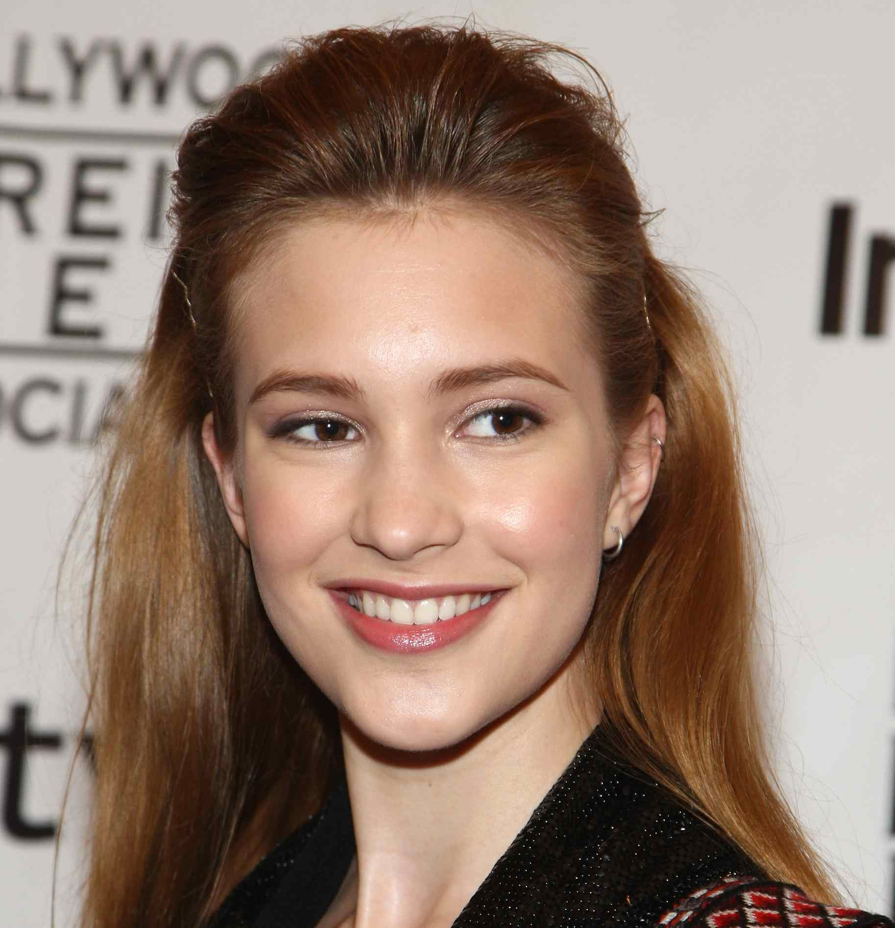 Actress Alexia Fast - age: 29