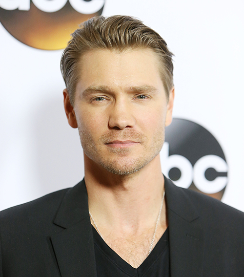 TV Actor Chad Michael Murray - age: 36
