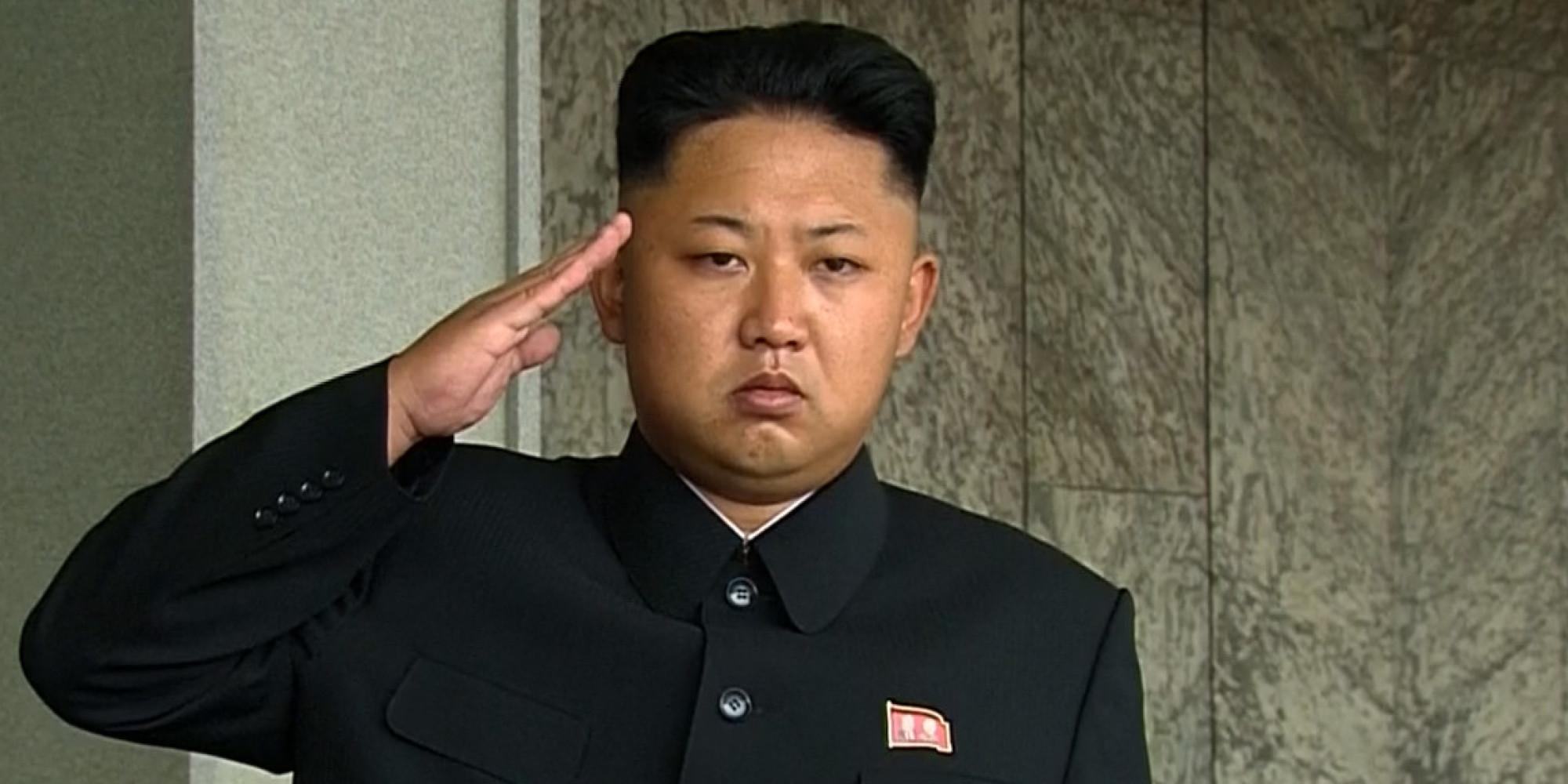 President Kim Jong-un - age: 34