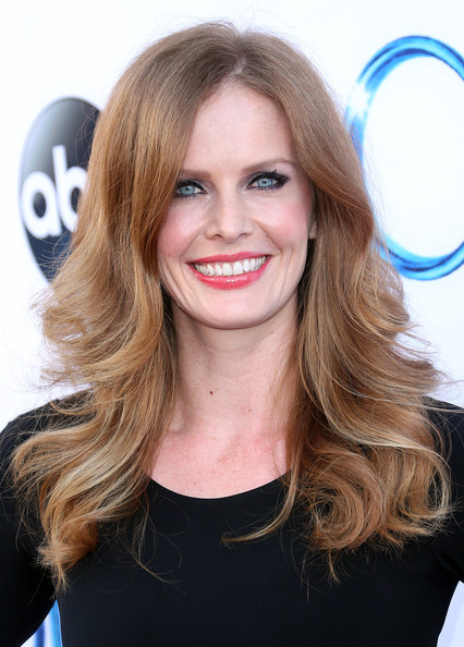 TV Actress Rebecca Mader - age: 39