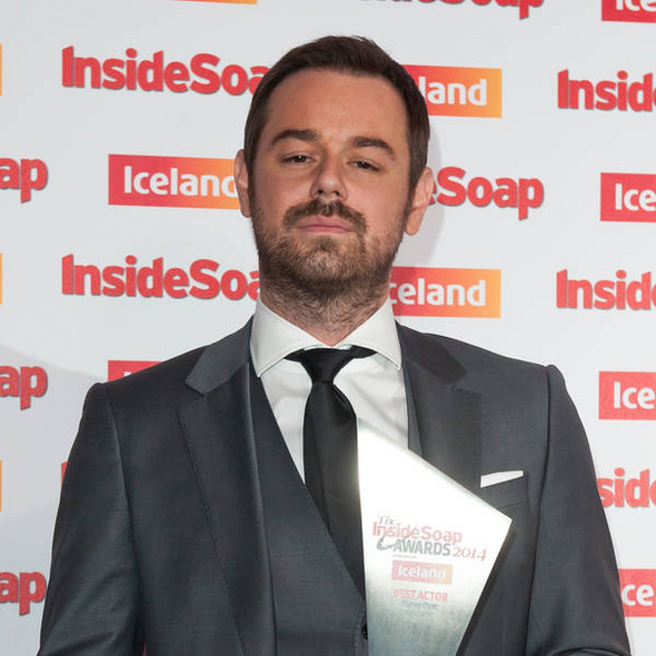 Actor Danny Dyer - age: 40