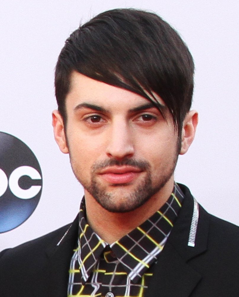 Singer-songwriter Mitch Grassi - age: 28