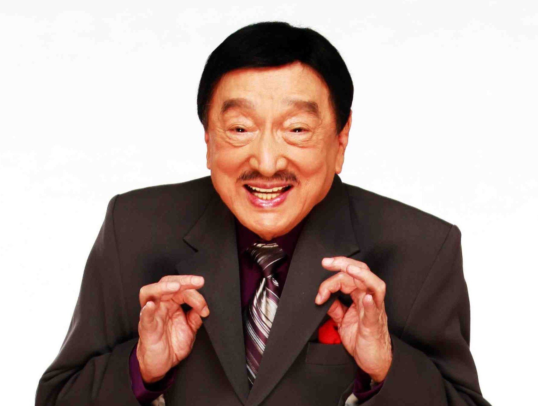 comedian-actor Dolphy - age: 83