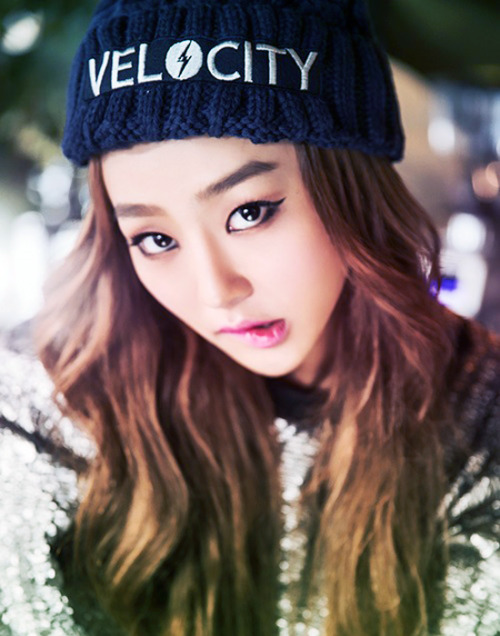 Singer Hyorin - age: 26